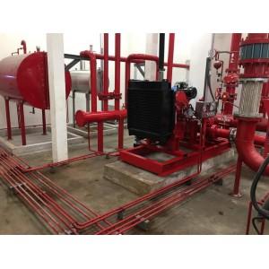 ปั้มน้ำ ดับเพลิง 750 USGPM