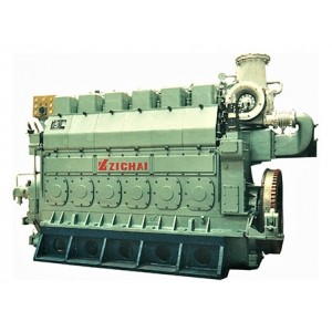 Zichai เครื่องยนต์ Marine LB6250ZLC-12