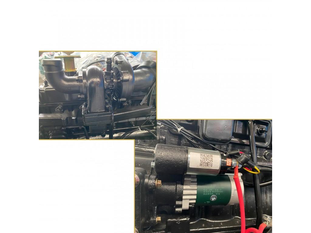 R6105AZLD diesel engine weifang Ricardo 121KW
