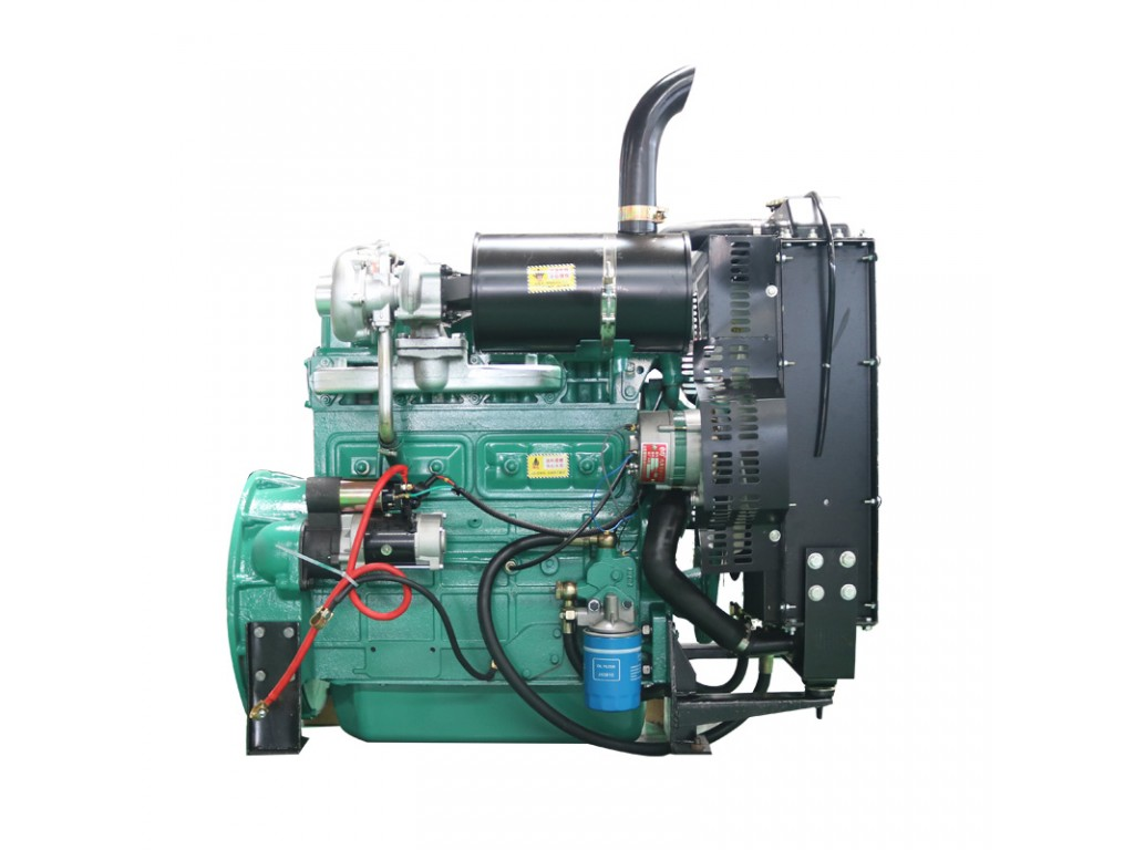 Diesel Engine 56kw Ricardo ZH4105ZD