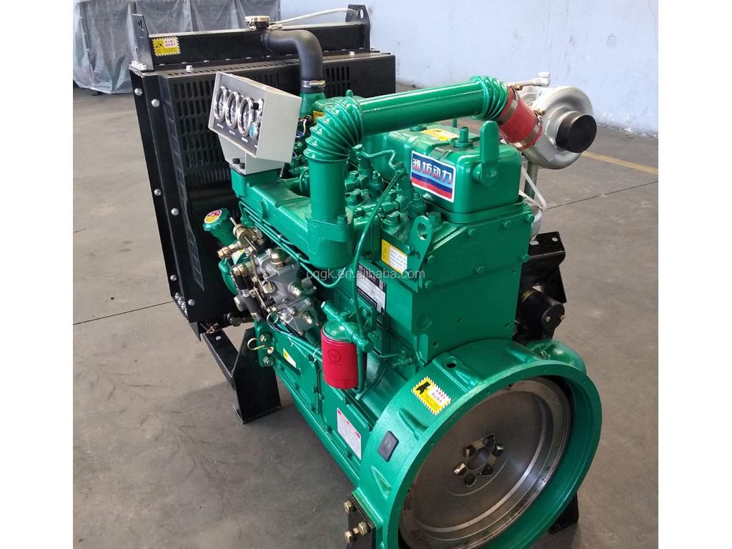 Ricardo ZH4105ZD Diesel Engine