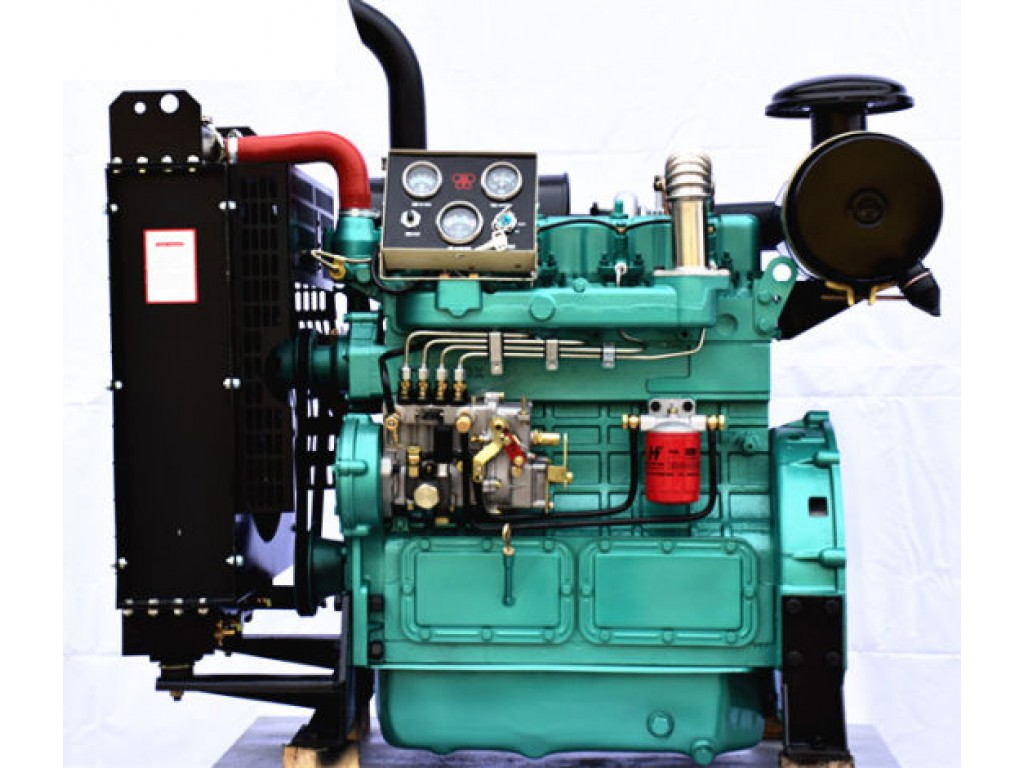 เครื่องยนต์ดีเซล 45hp/33kw1800rpm K4100D